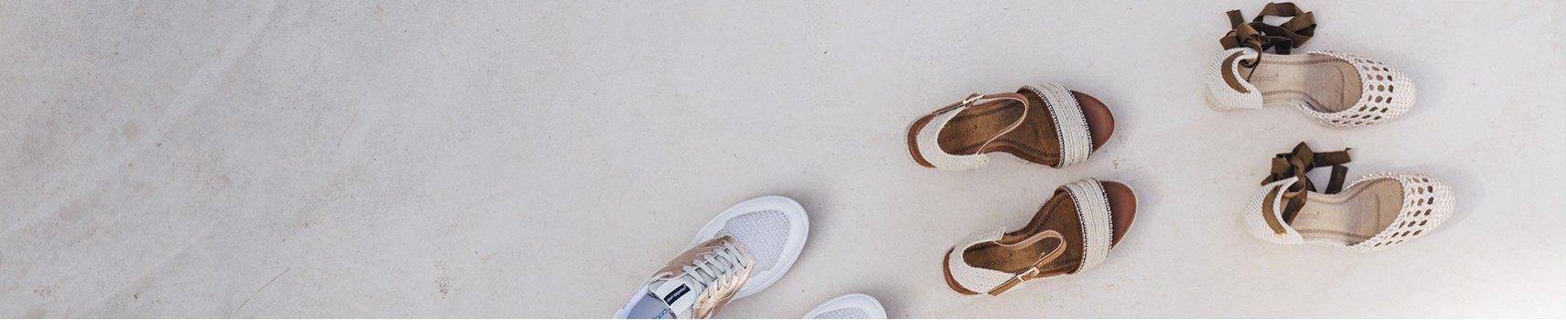 Zapatillas deportivas de mujer | Don Algodón